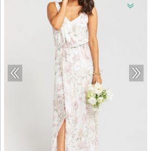 Show Me Your Mumu Kendall Forever Vine Dress